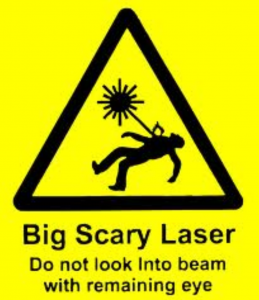 More Class IV laser therapy misinformation