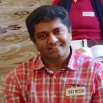 Dr. Sathish Harinarayanan a Radiation Oncologist treating cancer