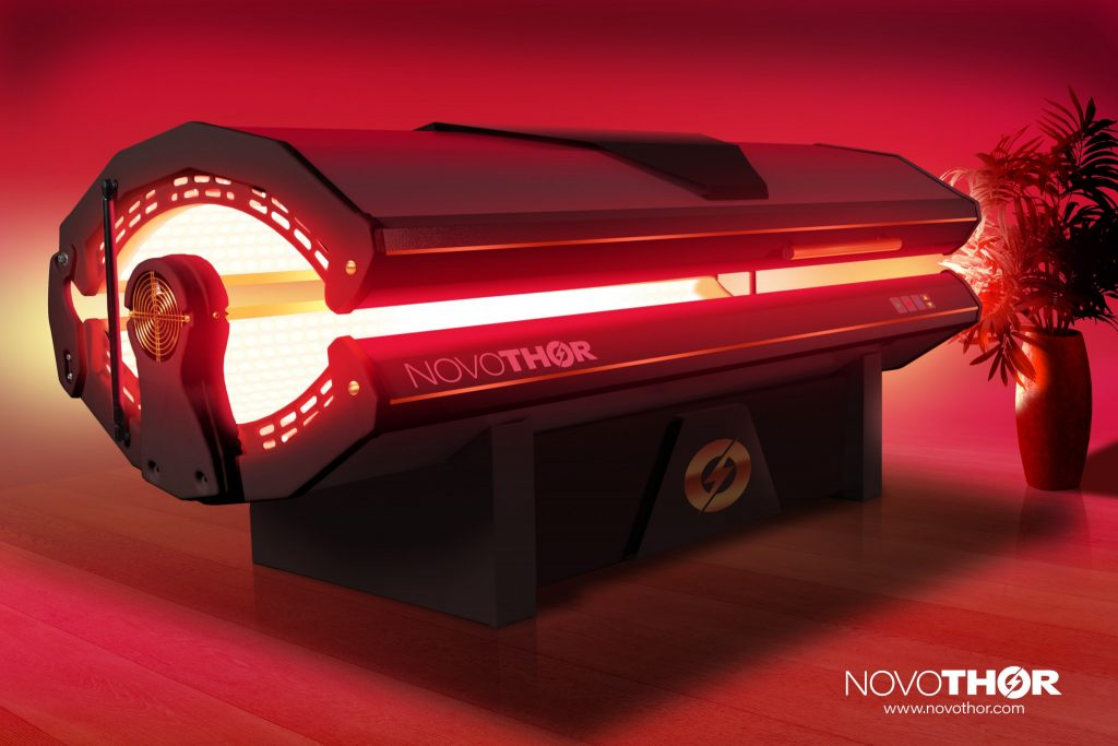 NovoTHOR: The whole-body light pod using Photobiomodulation Therapy