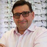 John Rose B.Sc (Hons) Optometry & Visual Sciences