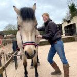 Jenna Churchill, Animal Chiropractor